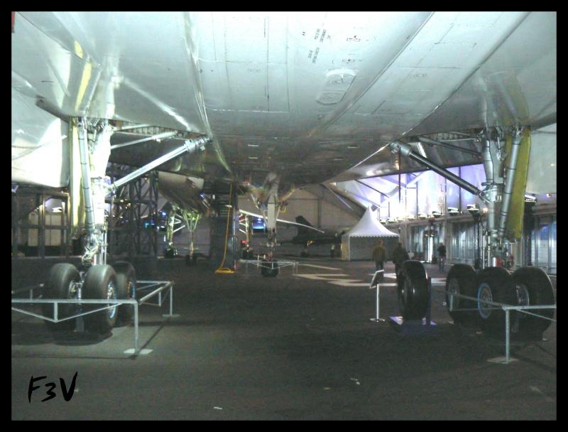 Musée de l'air et de l'espace... Hall Concorde(s) P1040310