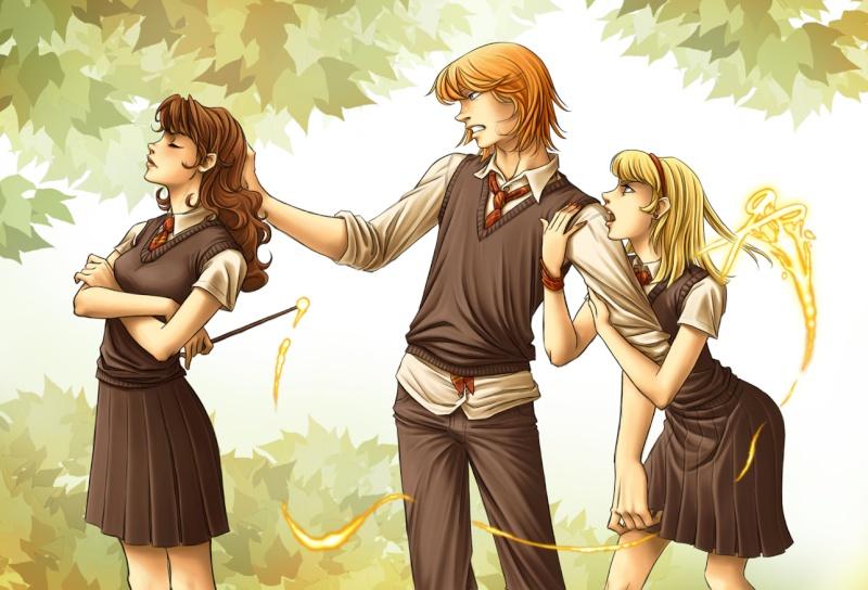 Harry Potter Version Manga
