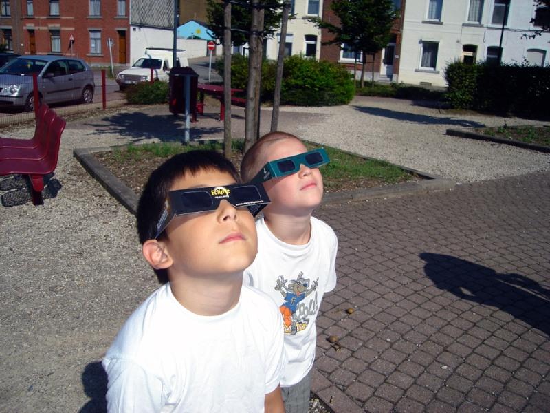 Salzinnes - Observation du soleil le 11/08 310