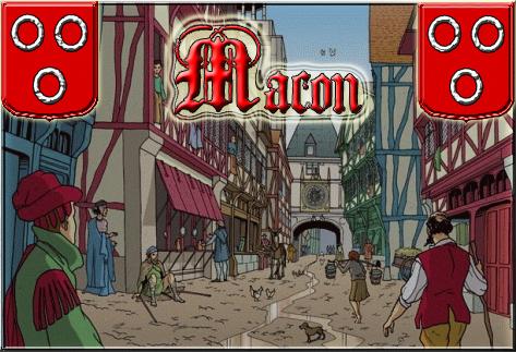 Bienvenue dans la bonne ville de Mâcon