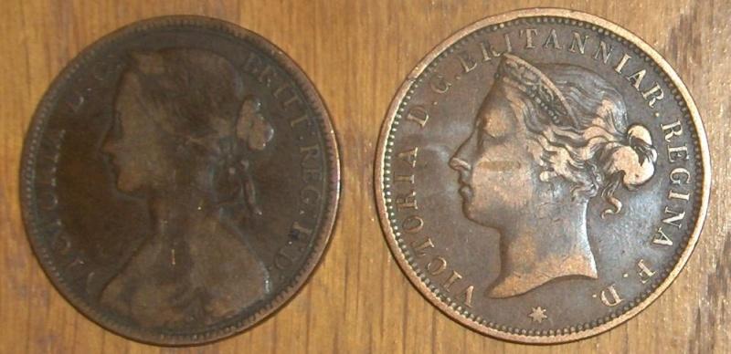 United Kingdom - Half Penny de Victoria I (1837-1901), año 1901 Victor10