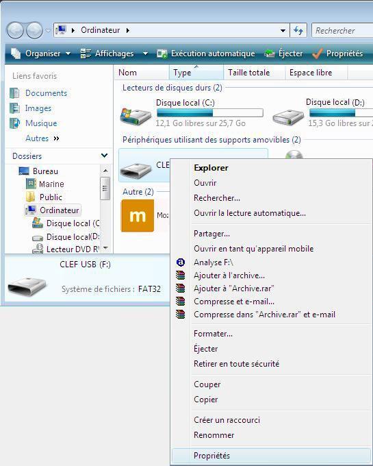 Comment forcer le ReadyBoost sur Windows Vista ? Readyb10