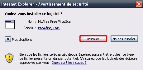 McAfee antivirus en ligne Mcafee12