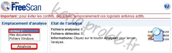 McAfee antivirus en ligne Mcafee13