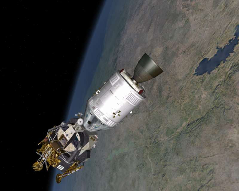 [Orbiter] AMSO - APOLLO Captur25