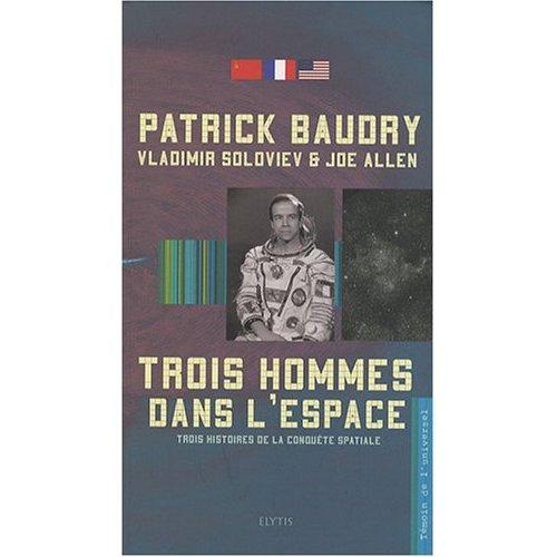 """Livre : """"Trois hommes dans l'espace"""" 41tcqi10"""
