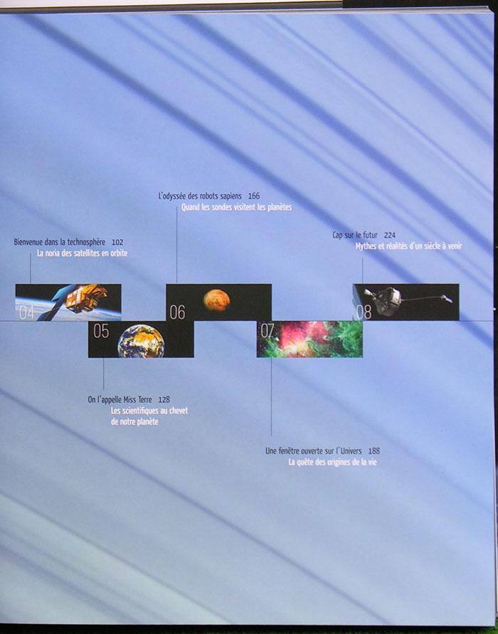 """Livres : """"50 ans d'aventure spatiale"""" Cnes_512"""