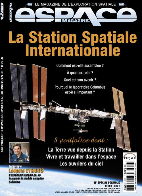 """Revues : """"Espace Magazine"""" numéro 33 Espace10"""
