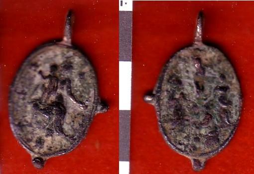 virgen del Rosario / virgen del Pilar - s. XVII-XVIII Scan1011
