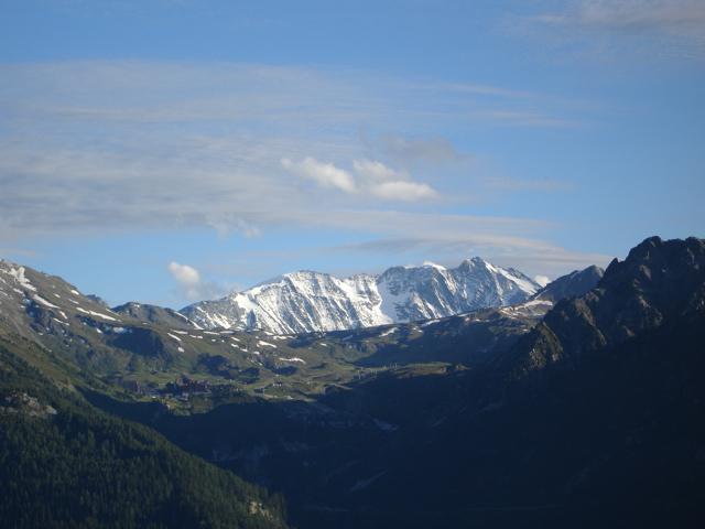 Les Arcs 2000 / col de la Chal / Aiguille Grive Dsc01834