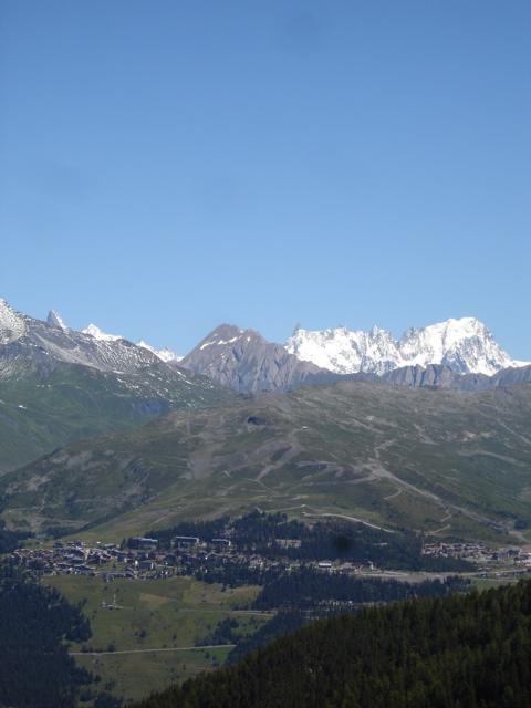 Les Arcs 2000 / col de la Chal / Aiguille Grive Dsc02010