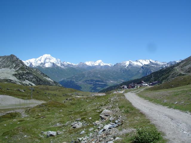 Les Arcs 2000 / col de la Chal / Aiguille Grive Dsc02013