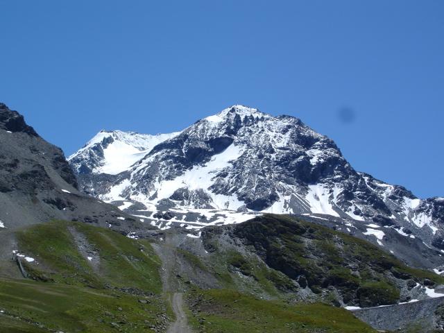 Les Arcs 2000 / col de la Chal / Aiguille Grive Dsc02015