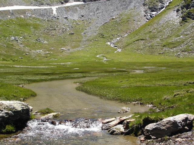 Les Arcs 2000 / col de la Chal / Aiguille Grive Dsc02016