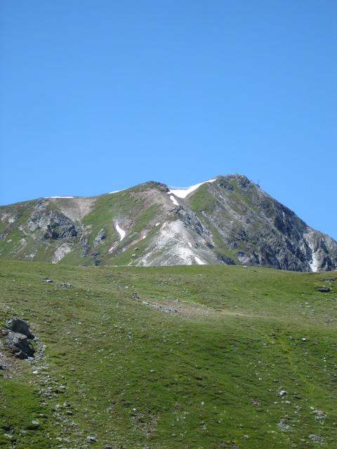 Les Arcs 2000 / col de la Chal / Aiguille Grive Dsc02017