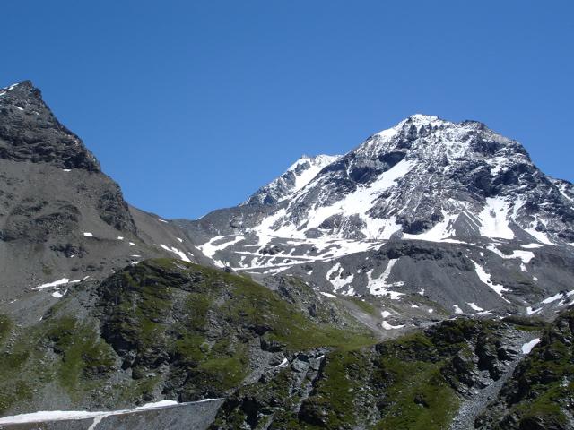 Les Arcs 2000 / col de la Chal / Aiguille Grive Dsc02018