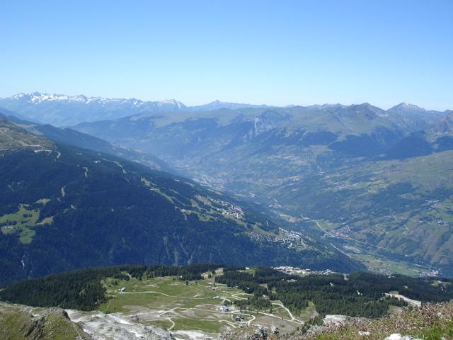 Les Arcs 2000 / col de la Chal / Aiguille Grive Dsc02112