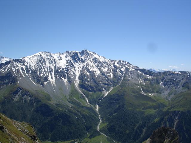 Les Arcs 2000 / col de la Chal / Aiguille Grive Dsc02113