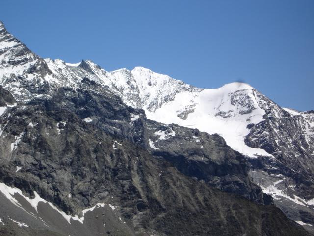 Les Arcs 2000 / col de la Chal / Aiguille Grive Dsc02118