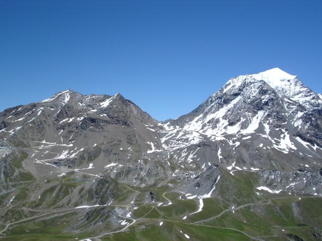 Les Arcs 2000 / col de la Chal / Aiguille Grive Dsc02122