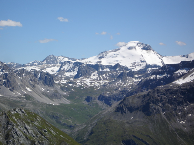 Les Arcs 2000 / col de la Chal / Aiguille Grive Dsc02123
