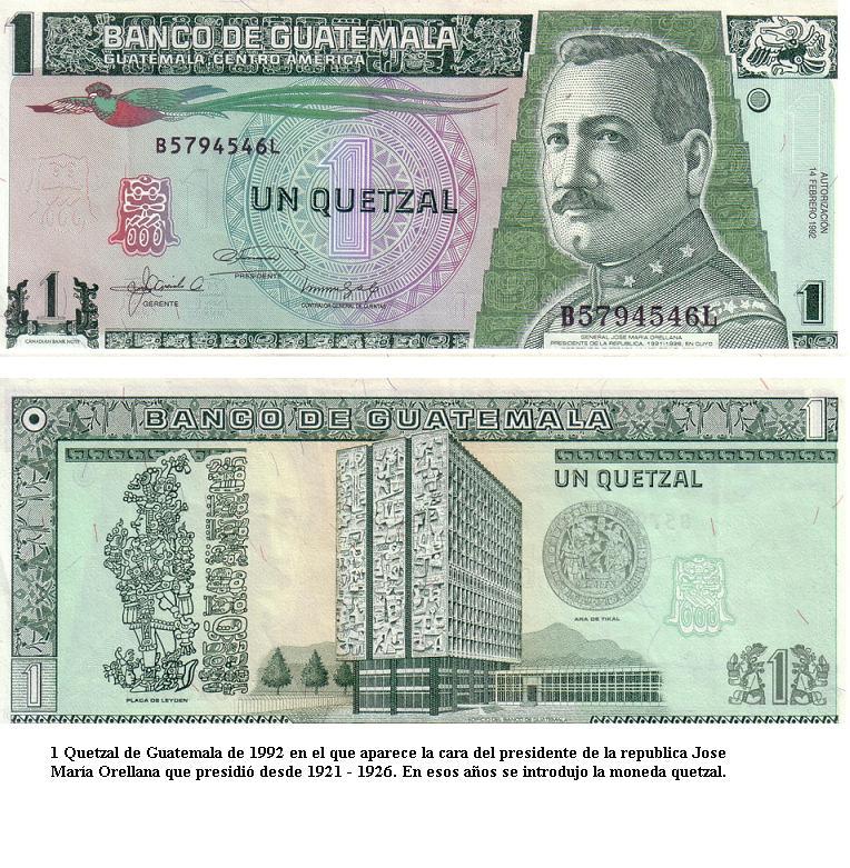 1 Quetzal (Guatemala, 1980) 1_quet10