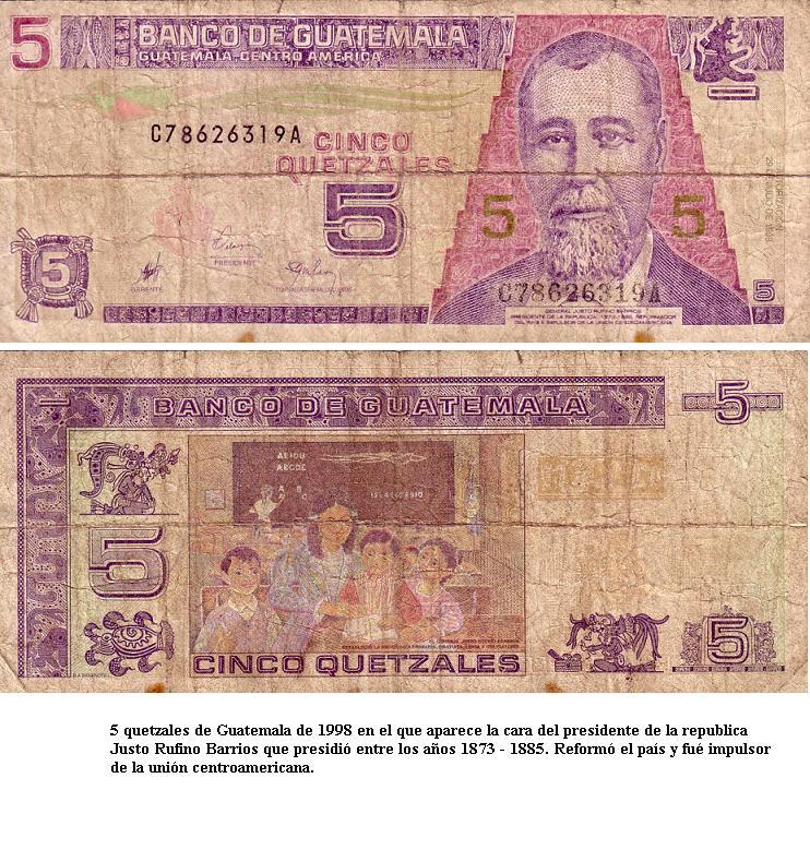 1 Quetzal (Guatemala, 1980) 5_quet10