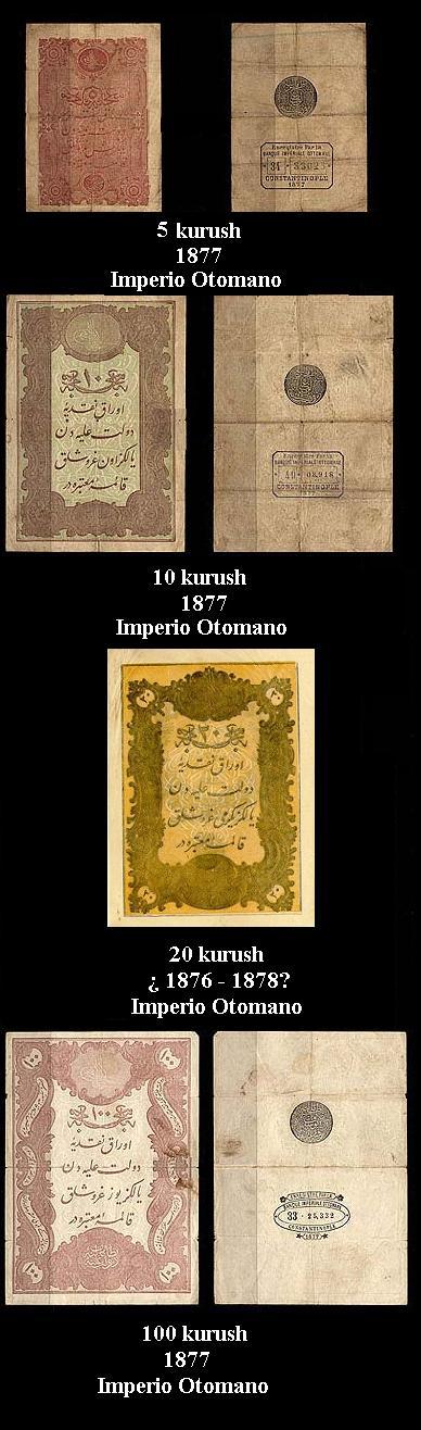 Banque Imperiale Ottomane Paras11