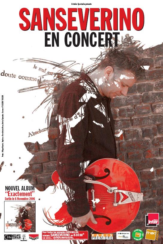 Stéphane SANSEVERINO Affich10