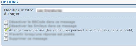 comment editer et attacher ca signature? Sign410