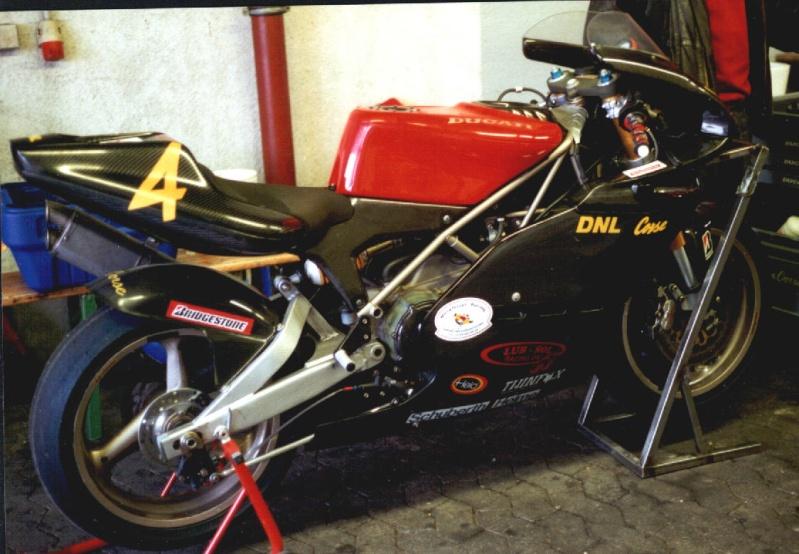 MONOS DE COURSE : Yam SZR, SR, BB1, Ducati, Gilera etc... Ducati13
