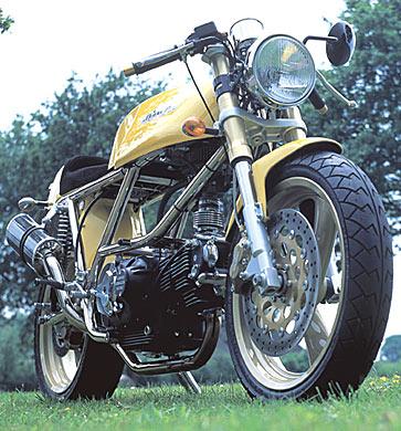 SUPER PREPA AERMACCHI Motorv10