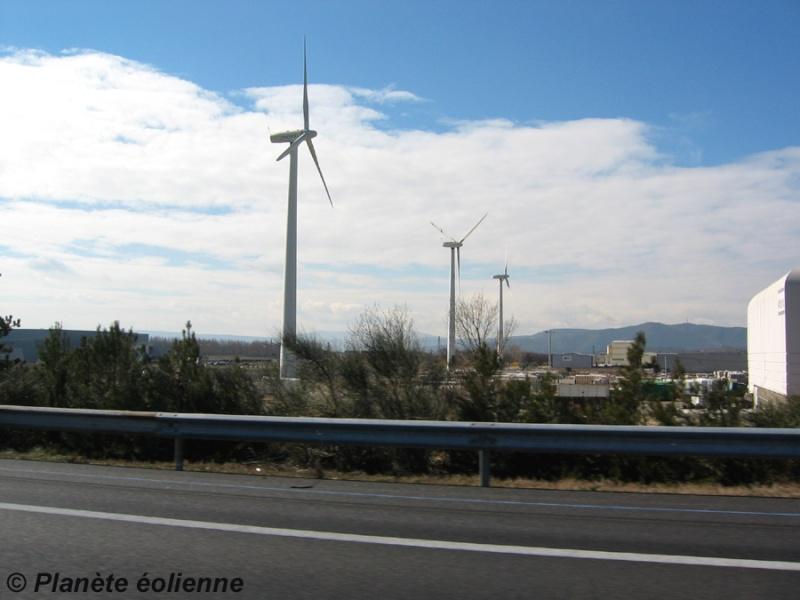Une éolienne P_drom10