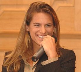 Amélie Mauresmo Rire10