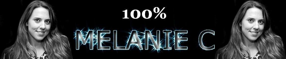 100 % Melanie C
