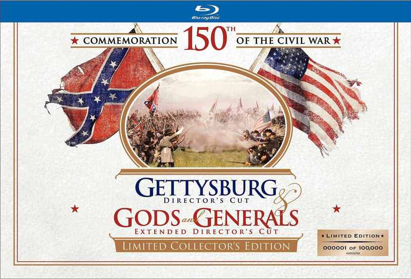 Gettysburg Director's Cut [Blu-ray Book] 24/05/11 Gettys10