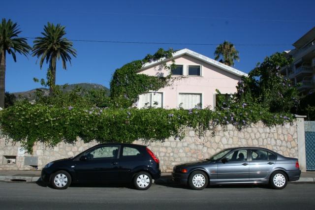 Ma maison depuis la plage, ce matin Maison10