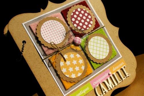 "Mini album ""Camille"" Camill10"