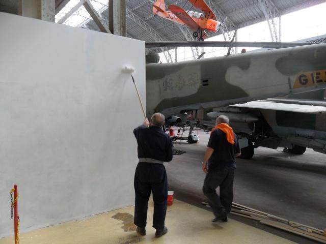 Préparation du département Marine en vue de l'expo. Sam_0110