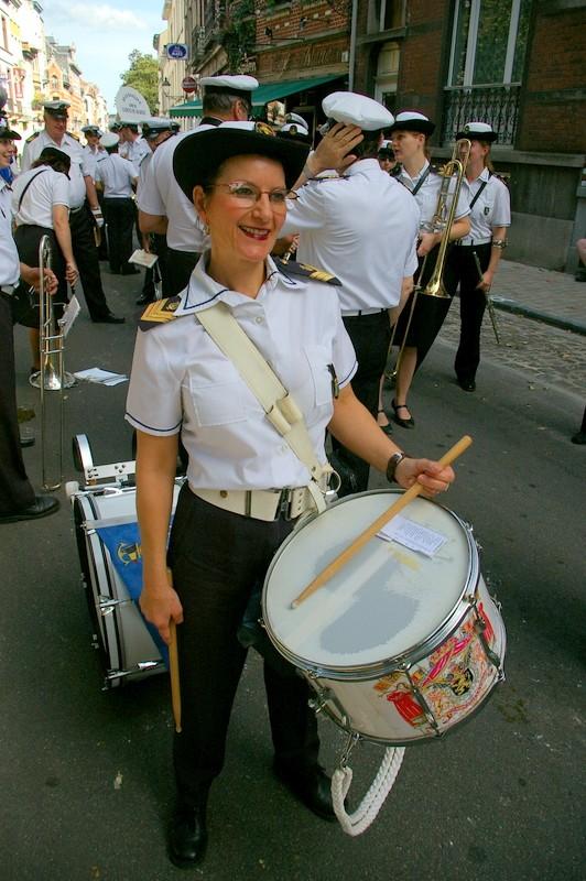 La musique des Cadets de la Marine de Liège Sg1l0511