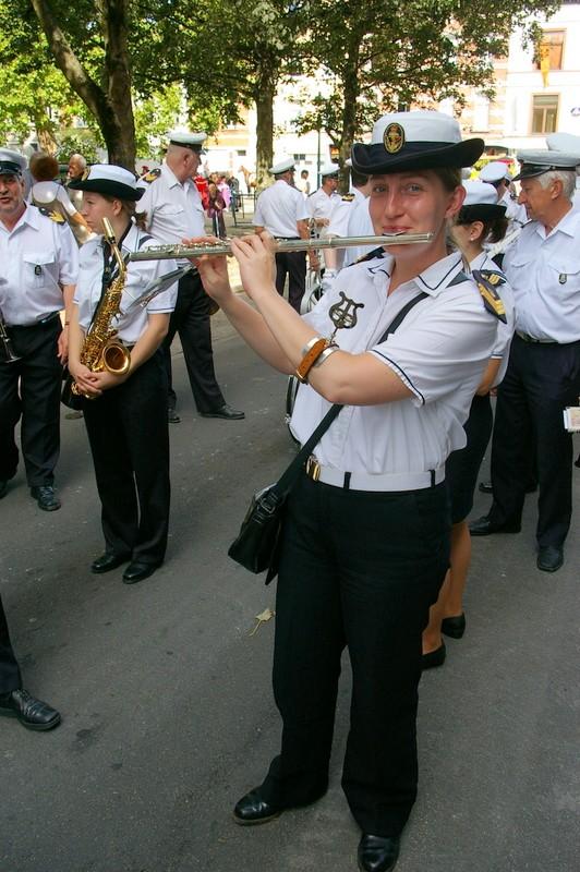 La musique des Cadets de la Marine de Liège Sg1l0513