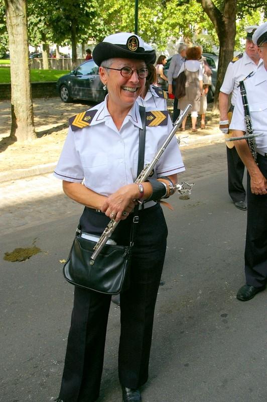 La musique des Cadets de la Marine de Liège Sg1l0514