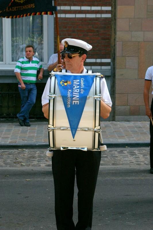 La musique des Cadets de la Marine de Liège Sg1l0516