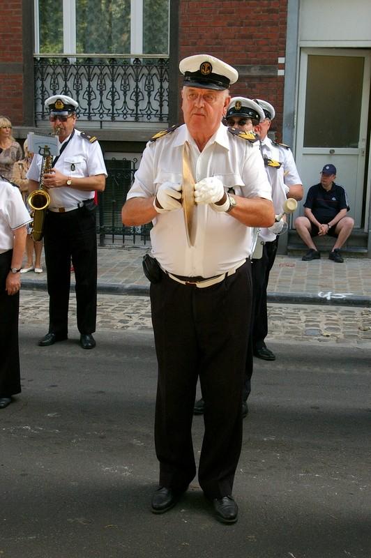 La musique des Cadets de la Marine de Liège Sg1l0517