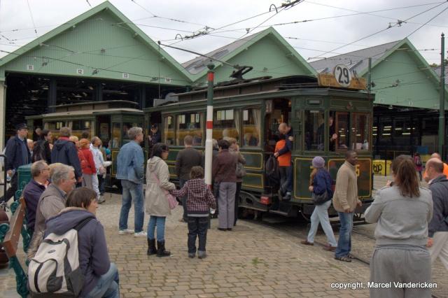 Le musée du tram Bruxelles Sg1l0910