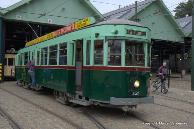 Le musée du tram Bruxelles Sg1l0911