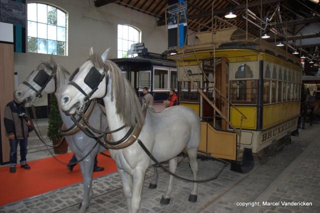 Le musée du tram Bruxelles Sg1l0912