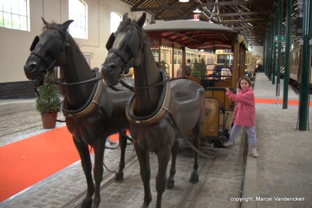 Le musée du tram Bruxelles Sg1l0913