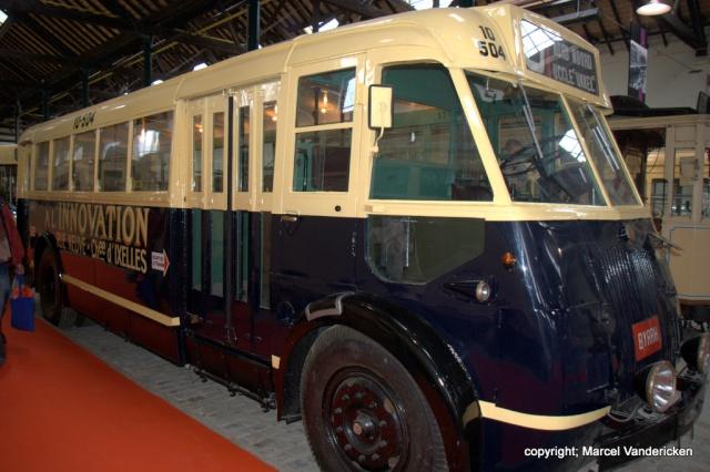 Le musée du tram Bruxelles Sg1l0915