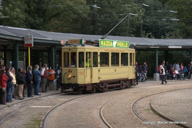 Le musée du tram Bruxelles Sg1l1010